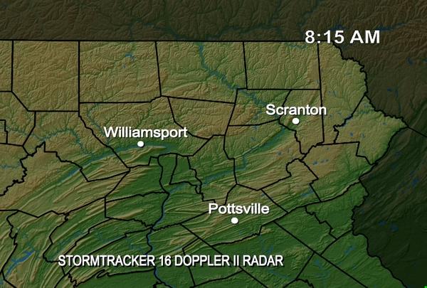Local Doppler - Wnep radar