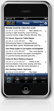 WNEP News iPhone/iPad App