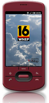 WNEP Weather iPhone App