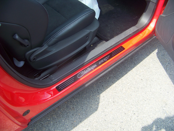 Installing Door Sills Page 2 Dodge Challenger Forum Challenger & Exciting Billet Technology Challenger Front Door Sill Plates Ideas ...