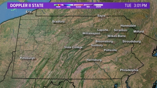 Doppler 2 radar image