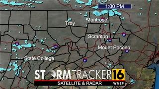 Monroe County Radar
